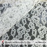 High Quality French Cord Lace Fabric (M0439-G)