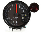 "5"" 127mm Tachometer 4 in 1 for 7 LED Color Tachometer (351)"