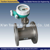 Variable Area Type Magnetic Flow Meter for Waste Water