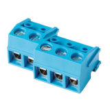 Wanjie PCB Screw Terminal Block (WJ332K-5.0/10.0mm)