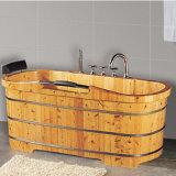 Beauty Salon Hot Sales Wooden Bath Tub (NJ-053)