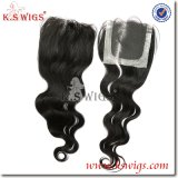 Best Quality 100% Brazilian Hair Top Lace Closure