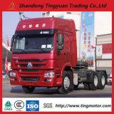 10 Wheels Heavy Duty HOWO Tractor Truck