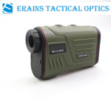 Erains Tac Optics W1200A Compact 6X22 1200m Hunting Golf Laser Rangefinder Full Range Speed Height Angle Measurements
