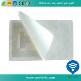 144byte PVC Smart Sticker RFID Label with Ntag213 NFC Tag