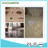 Grey White Quartz Slab for Interior Flooring