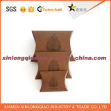 Customzied Luxury Pillow Box Scarf Packaging Box with Your Design