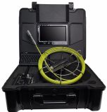 "Factory Direct Sale 9"" Digital Monitor Pipe Inspection Camera with Location Function"