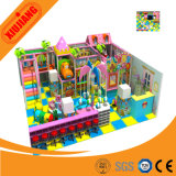 Large Space Plastic Slide Equipment for Children Play