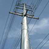 Galvanized Electric Power Steel Pole