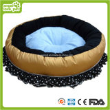 Flower Design Higher Quality Pet Round Bed