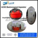 Circular Electro Magnetic Separator by Manual Discharging Mc03