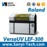 New Roland Versauv Lef-300 UV Flatbed Printer
