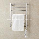 Round Bar Rack Stainless Steel Heated Towel Warmer (9017)