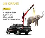 New Fixed Electric Davit Crane, Mini Truck Car Mounted Cranes