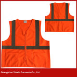 Customized Design Good Quality Safety Garments for Industrial Workers (W83)
