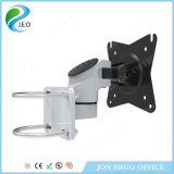 Jeo Integrated Cable Management Height Adjustable Ys-Ae10b Monitor Mount Stand
