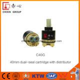40mm Sanitary Ware Kitchen Faucet Cartridge Valve