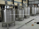 1000 Liter Steam Heating Jacketed Industrial Mixing Kettle