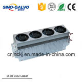 30W CO2 Laser Tube Refillable for Medical Equipment