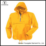 Wholesale 100% Polyester / Nylon Lightweight Windbreaker Jacket Windproof Winter Jacket