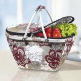 Large Hamper Cooler Promotional Gifts Basket for Food