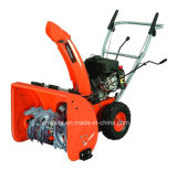 6.5HP 22inch 2 Stage Snow Blower Electric Start with Manual Start