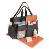 Crossbody Shoulder Mummy Handbag Tote Diper Bag with Changing Pad