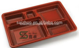 5 Compartment Disposable Plastic Take Away Food Box