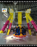2018 Thrilling Ride Outdoor Playground Equipment Flying Pendulum Chair