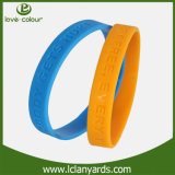 Customized Silicone Bracelet Power Band for Sport/Party