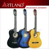 Linder Top Back&Side Classic Guitar (CG851C)