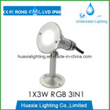 IP68 Mini Type LED Underwater Spot Light Swimming Pool Light