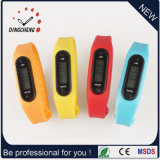 New Pedometer Watches Clock Digital Wristwatch Silicon Watch (DC-003)