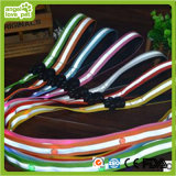 Reflect Light Stripe Gemstone Leash Pet Supply