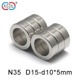 N35 Ring NdFeB Magnet From China