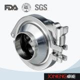 Stainless Steel Sanitary Welded Check Valve (JN-NRV1001)