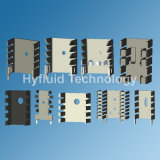 to-202, to-220 Heat Sink, Plastic Package