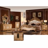 Bedroom Bed for Home Furniture and Hotel Furniture (W810)
