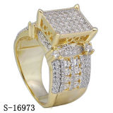 New Arrival Fashion Ring Silver Jewelry Factory Wholesale