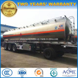 Aluminum Alloy Fuel Tank Trailer 50000 Litres Stainless Steel Tank Trailer