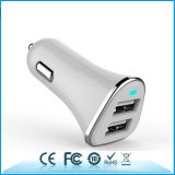 Shenzhen Factory Supply 4.8A 2 Port Dual USB Car Charger