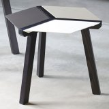 Designer Furniture Chrome End Side Casa Esa Coffee Table