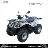 500cc Big Engine Four Wheel ATV with 4WD (4X4) EEC and Coc Approval