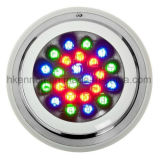 DC12V 18*3W RGB Surface Mounted LED Swimming Pool Lamp