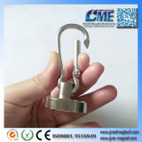 Magnetic Carabiner Hook Magnetic Hook with Carabiner