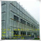 Flexibility Construction Equipment Steel Frame Scaffold