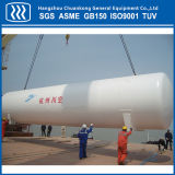 Low Pressure Cryogenic Storage Liquid Oxygen Nitrogen Argon Carbon Dioxide Tank