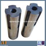 High Precision Tungsten Carbide Round Punches with Screw Hole (MQ110)