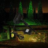 Laser Christmas Light Holiday Light for Garden Tree Decoration